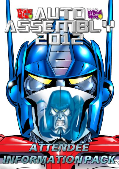 Auto Assembly 2012 Attendee Information Pack Cover