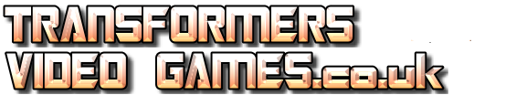 Transformers Video Games Logo