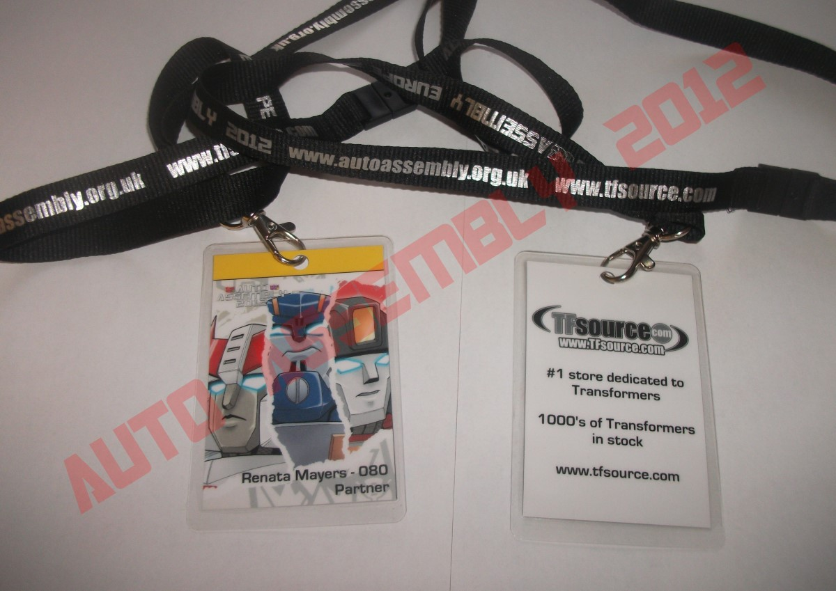 Auto Assembly 2012 Partner Pass Preview