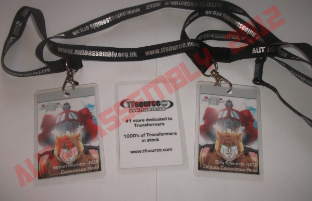 Auto Assembly 2012 Pass Preview
