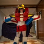 Auto Assembly 2012 Cosplay - Starscream