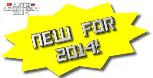 Auto Assembly - New For 2014