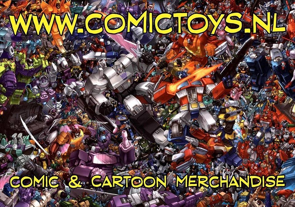 Comic Toys