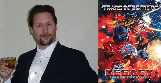 Jim Sorenson - Transformers Legacy