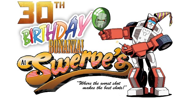 Swerves Birthday Bonanza