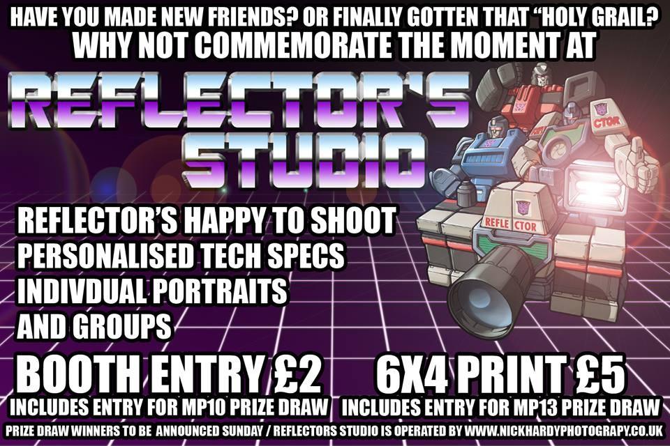 Reflectors Studio 1