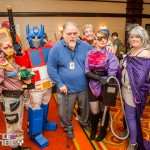 Auto Assembly 2014 - Peter Spellos and Cosplayers