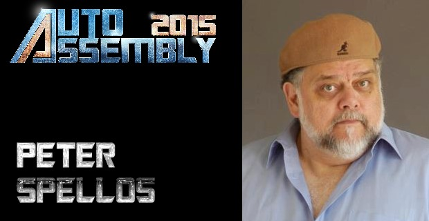Auto Assembly 2015 - Peter Spellos