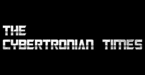 The Cybertronian Times Logo website version