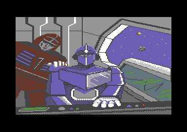 Commodore 64 Transformers Activision 03