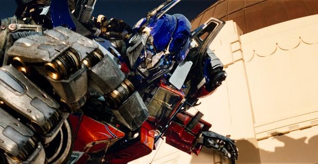 Transformers 2007 Optimus Prime