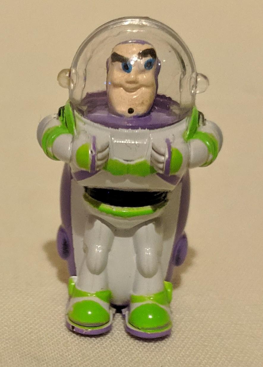 Disney Label Buzz Lightyear