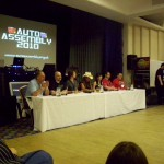 Auto Assembly 2010 - Script Reading