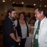 Auto Assembly 2011 - Gregg Berger, Simon Plumbe and Trish Plumbe