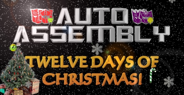 Auto Assembly 12 Days Of Christmas