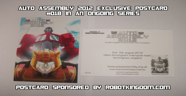 Auto Assembly 2012 Postcard 018 Preview