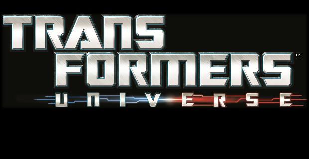 Transformers Universe Logo - Header