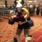 Auto Assembly 2012 Cosplay - Dezarus