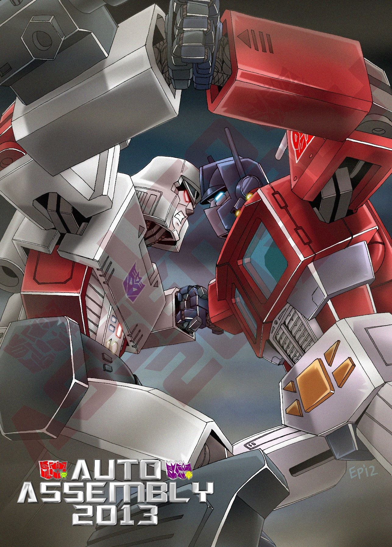 Auto Assembly 2013 Postcard 022 Preview