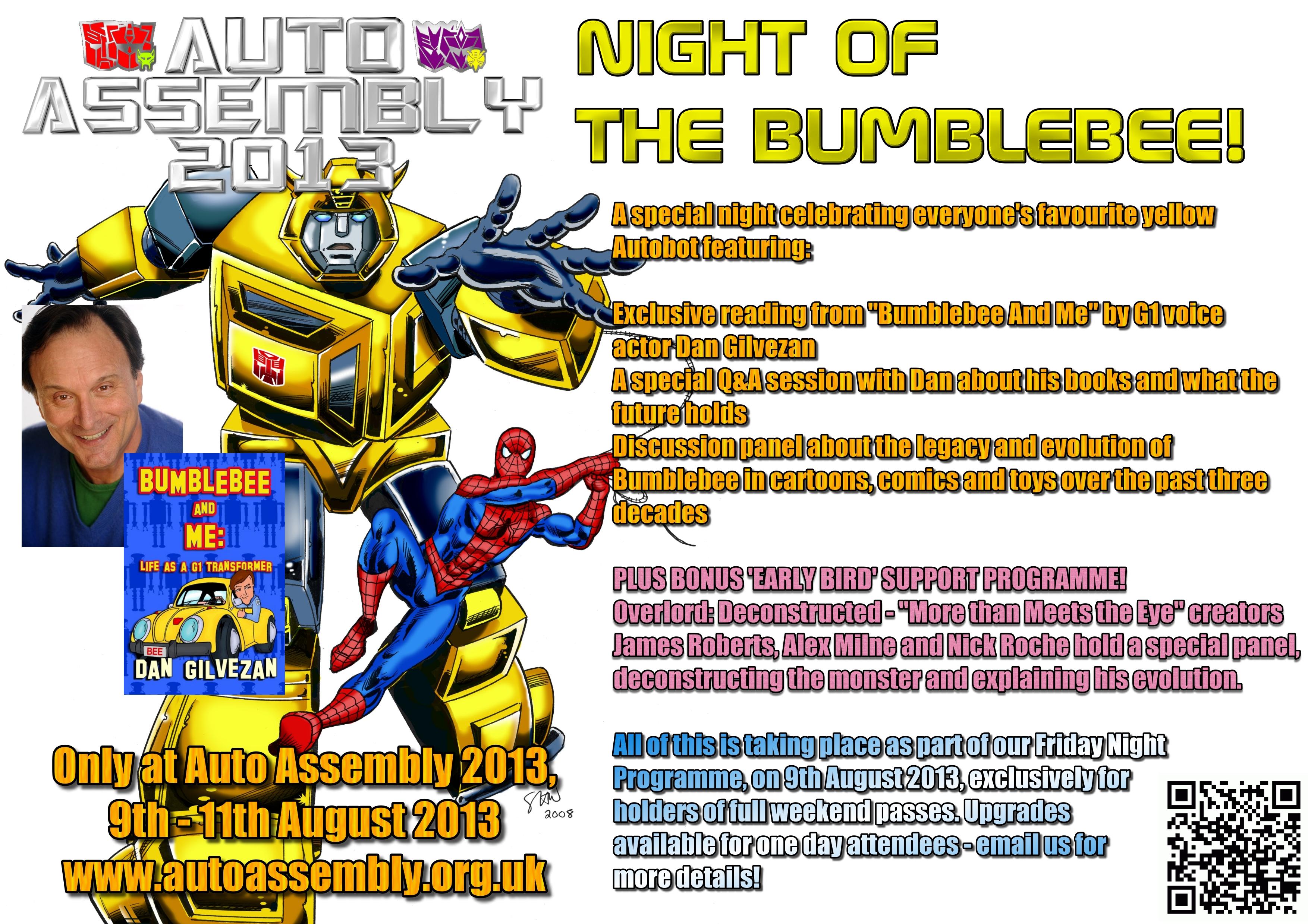 Night Of The Bumblebee