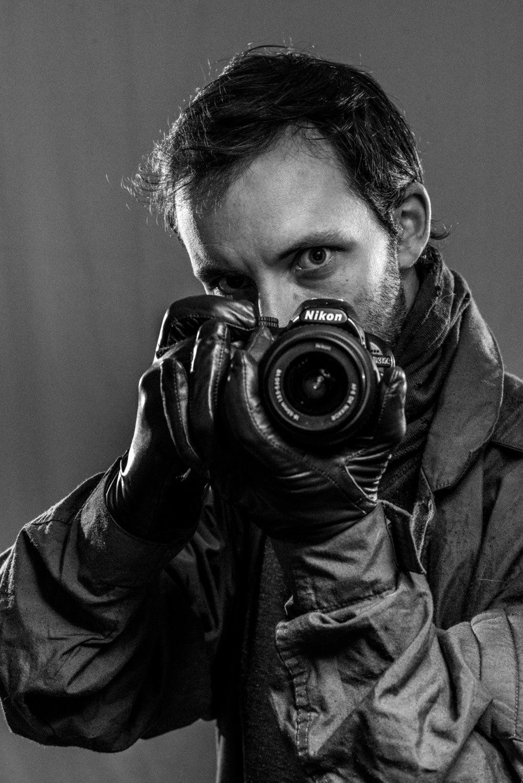 Reflectors Studio - Nick Hardy
