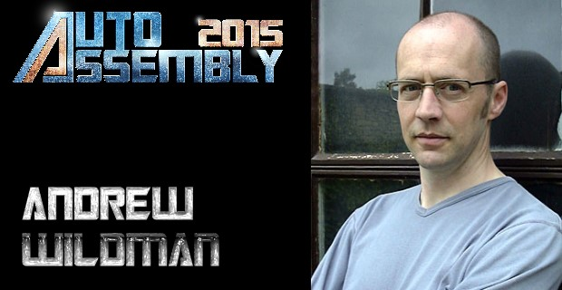 Auto Assembly 2015 - Andrew Wildman