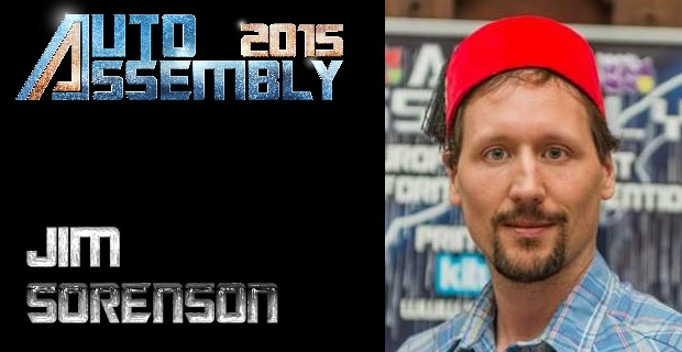 Auto Assembly 2015 - Jim Sorenson