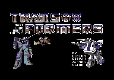 Commodore 64 Transformers 01