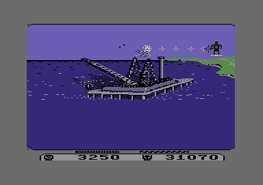 Commodore 64 Transformers Activision 15