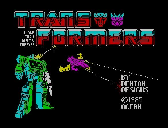 Transformers - Spectrum 01