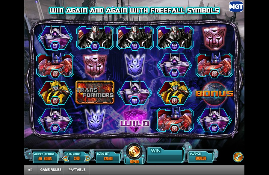 Transformers Battle For Cybertron 1