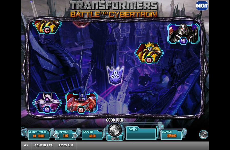 Transformers Battle For Cybertron 2