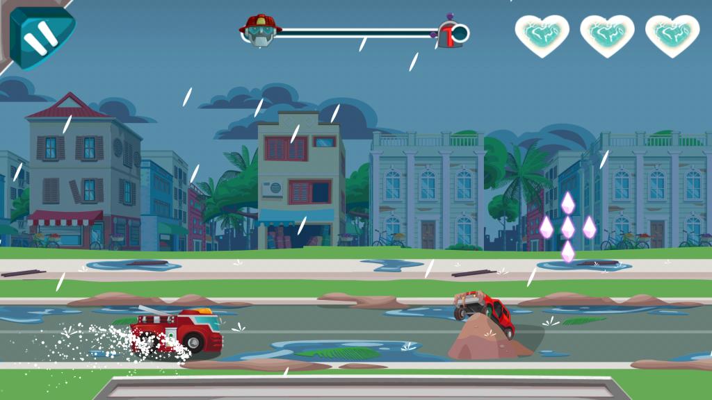 Rescue Bots: Disaster Dash